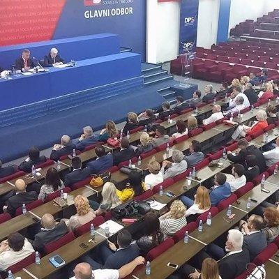 DPS utvrdio predsjednike opštinskih odbora, kongres 30. novembra