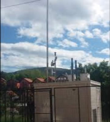 Sa Mjerne stanice kvaliteta vazduha u Pljevljima od 10 maja nema online podataka u realnom vremenu