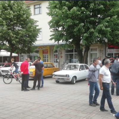 U Beranama u nedelju održana peta izložba oldtajmera -Učestvovali i vlasnici oldtajmera iz Pljevalja
