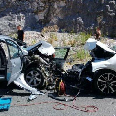Za dan 23 udesa, tri osobe poginule