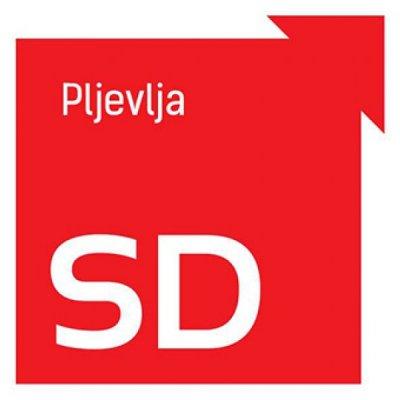 Bajramska čestitka OO SD Pljevlja