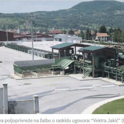 """Brković otpustio 15 radnika iz """"Vektre Jakić"""""""