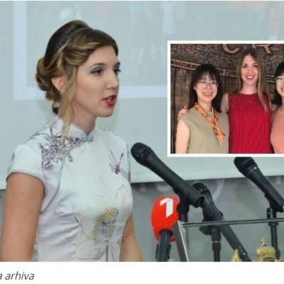 Crnogorka na STAZAMA USPJEHA – Milica živi u PEKINGU i ima posao o kojem SANJAJU ljudi iz svih krajeva svijeta!
