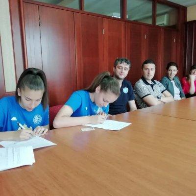 Stipendije za fudbalerke Breznice