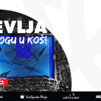 FIBA 3×3 turnir 'Baci drogu u koš' u srijedu i četvrtak u Pljevljima!