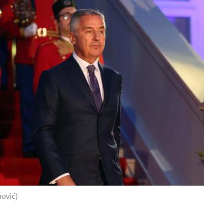 Kabinet: Đukanović nije pozdravio Irineja, o Kosovu nećemo