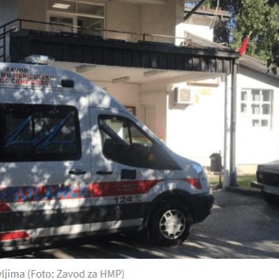 POVREĐENA DVOJICA GLEDALACA: Nesreća na brdsko-brzinskoj auto trci u Pljevljima