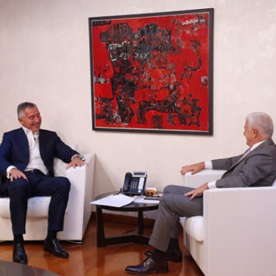 Đukanović i Marković o najvažnijim pitanjima