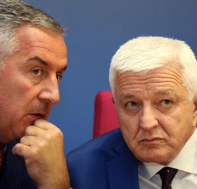 Đukanović kandidat za predsjednika DPS, Marković za zamjenika