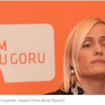 ČLANSTVO ILI FUNKCIJA U PARTIJI BI JE DISKVALIFIKOVALI KAO KANDIDATA ZA OMBUDSMANA Jasavić tvrdi da nije Pozitivna