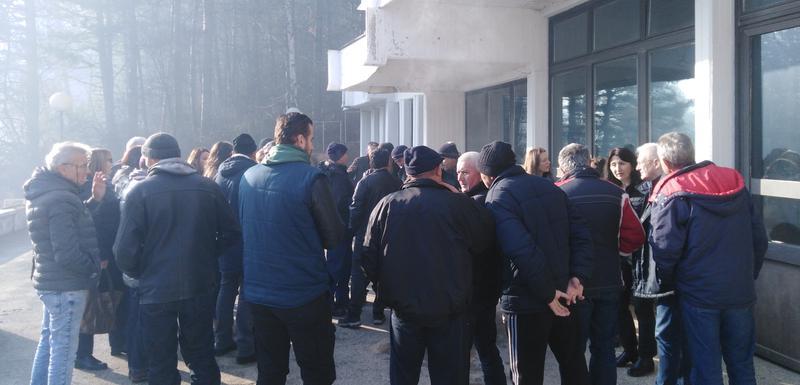 Štrajk najavilo i Komunalno preduzeće