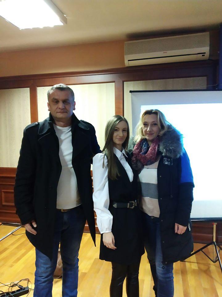 Milica Ljiljanić pobjednica VII školskog takmičenja u retorici