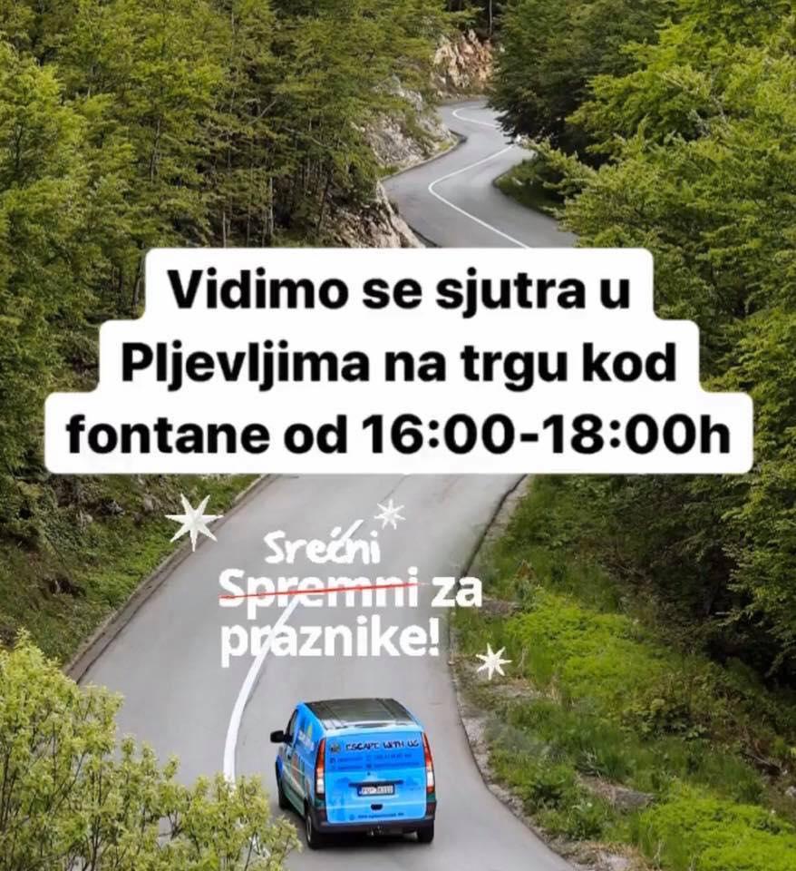 """Kamper """"Srećko"""" sjutra u Pljevljima"""