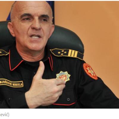 Janjušević: Zaštitićemo policajce, nisu glineni golubovi