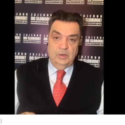 Knežević: Sa otvaranjem Đukanovićevog kastodi računa rješava se afera Telekom, referendum…