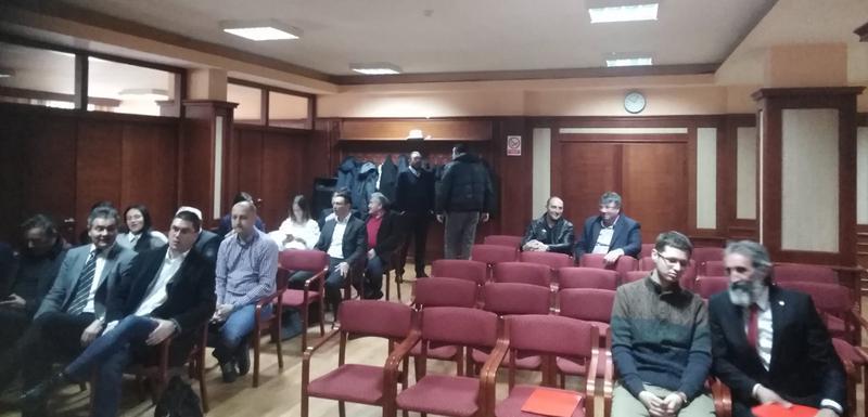 Sjednica u Pljevljima ponovo bez kvoruma: Opet došla dva odbornika DPS-a
