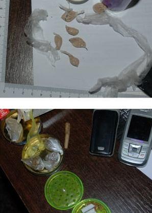 CB Pljevlja: Oduzeta opojna droga