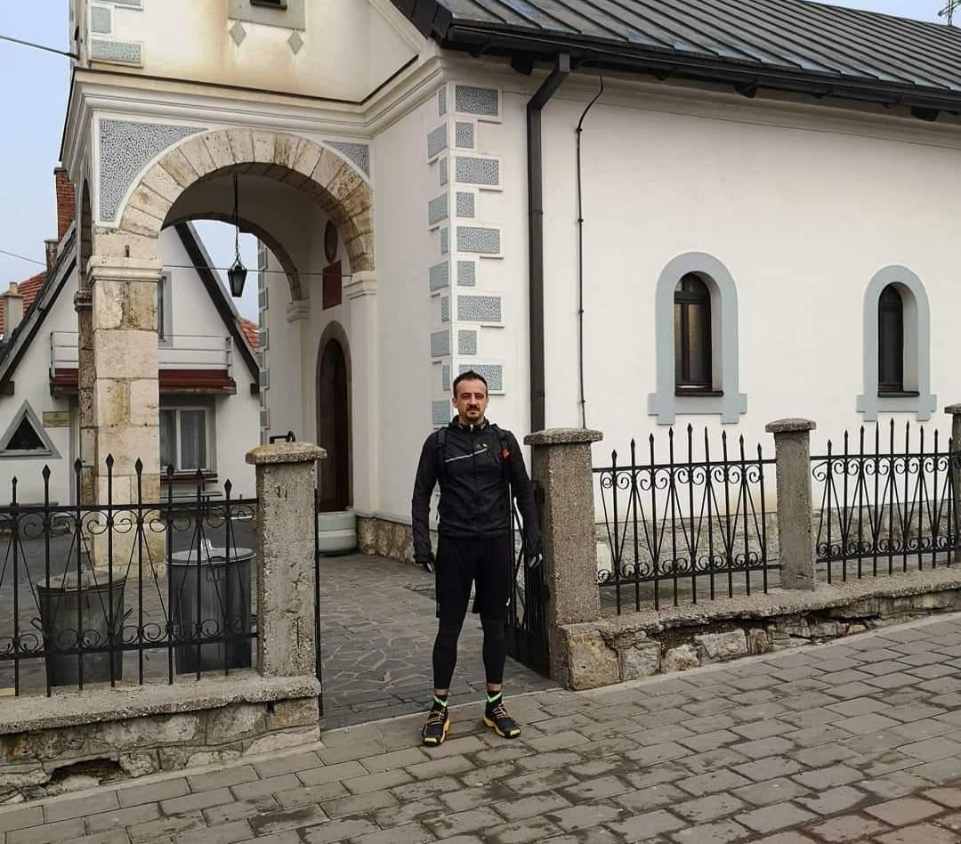Dejan Mijatović danas trči 70 km – Ne damo svetinje
