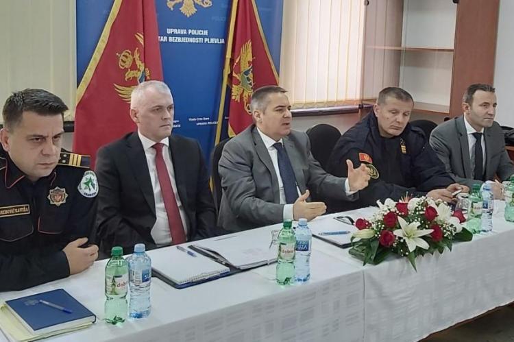 Veljović u Pljevljima: Dešavanja devedesetih neće se ponoviti, CG zemlja slobodnih ljudi