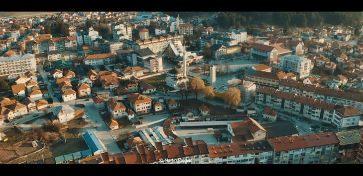 Pljevlja u doba Korone 19.03.2020. (VIDEO)