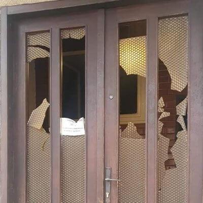 Kamenovane prostorije Islamske zajednice u Pljevljima