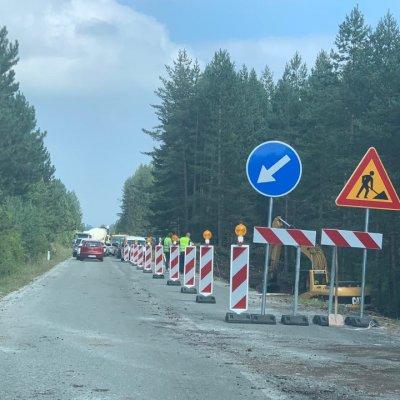 Radovi na magistralnom putu Pljevlja-Ranče usporavaju saobraćaj
