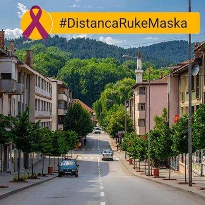 Vrši se kontrola poštovanja mjera NKT-a ugostiteljskih i trgovačkih  objekata u Pljevljima
