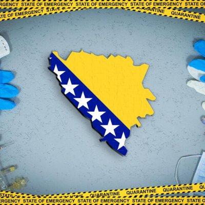 U BiH 80 novozaraženih, 12 osoba preminulo