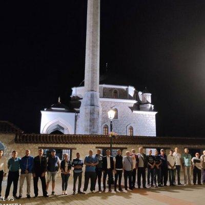 Bečić u Pljevljima: Spremni smo da čuvamo sve objekte Islamske zajednice u Crnoj Gori