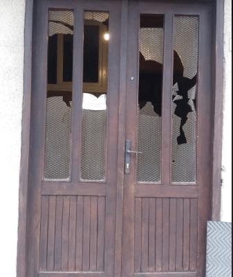 U toku noći kamenovane prostorije Islamske zajednice u Pljevlja