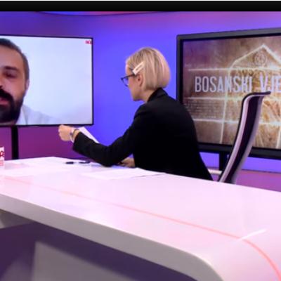 Kadribašić: Vrlo lako se može desiti da Abazović bude iskorišćen