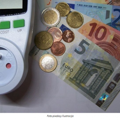 Prosječan avgustovski račun skoro 30 eura