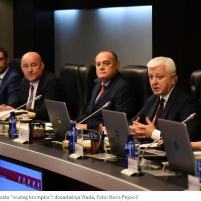 Nova Vlada hitno mora naći novac i pregovarati sa EU i MMF-om