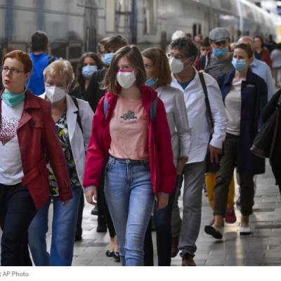 SZO: Alarmantan nivo prenosa koronavirusa u Evropi