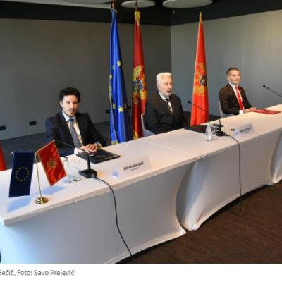 Krivokapić: Svaka borba protiv korupcije je borba za Crnu Goru