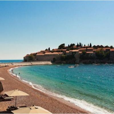Pad prihoda od turizma u Crnoj Gori ove godine 86 odsto ili 460 miliona eura