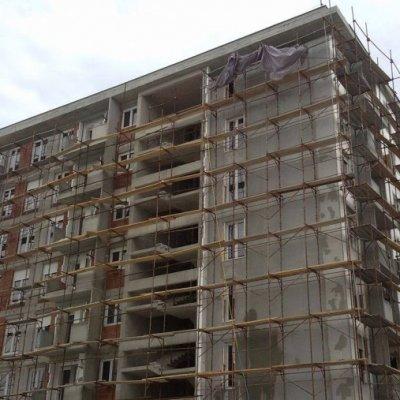 Cijene stanova u novogradnji u drugom kvartalu hiljadu eura