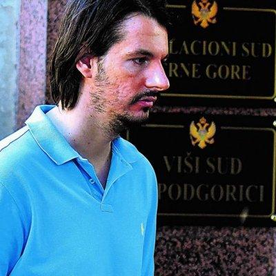 Miloš Marović je od danas slobodan čovjek