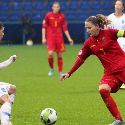 Na spisku selektoara Marića šest fudbalerki Breznice