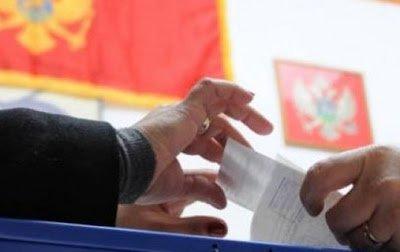 Pogledajte konačne rezultate Parlamentarih izbora po biračkim mjestima u CG