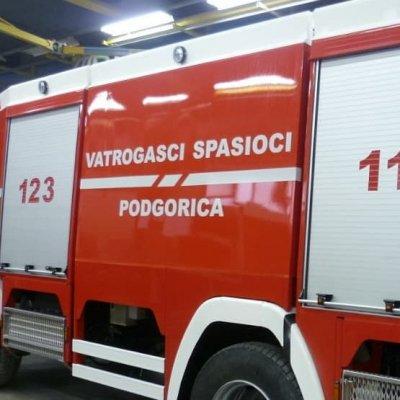 Učestali napadi na podgoričke vatrogasce