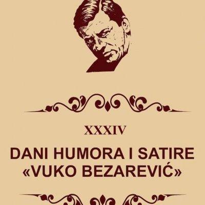 """34. Dani humora i satire – donijete odluke za """"Tipar"""", """"Mladi tipar"""" i """"Vuko Bezarević"""" nagrade"""