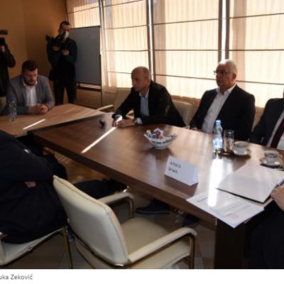 Abazović: Dogovoren koncept, ekspertska vlada do 8. novembra