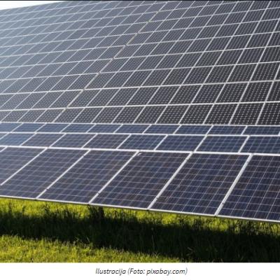 Gradiće se dvostruko veća solarna elektrana