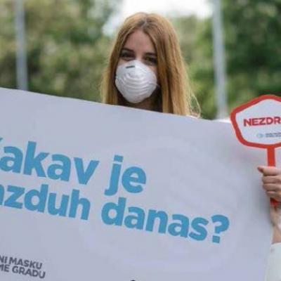 U Pljevljima ponovo zabilježene izuzetno visoke satne koncentracije Sumpor dioksida