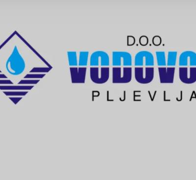 """SAOPŠTENJE D.O.O """"VODOVOD"""" PLJEVLJA"""