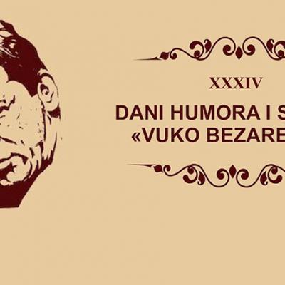 "XXXIV Dani humora i satire ""Vuko Bezarević"" – Pljevlja 2020."