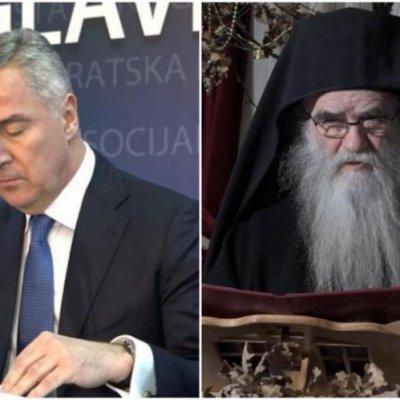 Đukanović uputio saučešće: Amfilohije bio akter i svjedok burnih procesa krajem prošlog i početkom ovog vijeka
