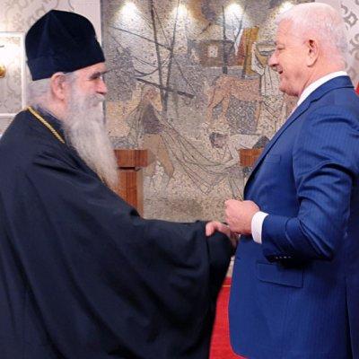 Marković žali zbog smrti Amfilohija: MCP izgubila poglavara, a crkva u Crnoj Gori zapaženog jerarha