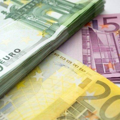 Deficit budžeta 333,6 miliona eura